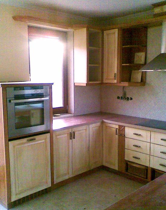 k chenm bel moebel rustikal. Black Bedroom Furniture Sets. Home Design Ideas